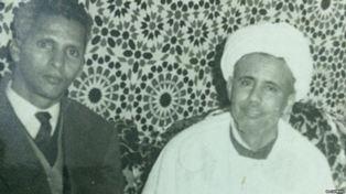 الأمير ولد عمير رفقة الزعيم أحمدو ولد حرمه