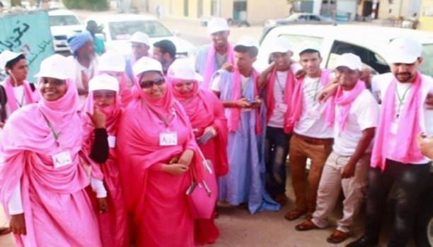 حملة مقاومة السرطان في موريتانيا (العربي الجديد)