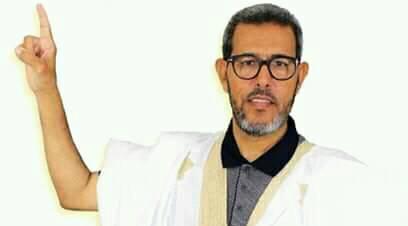 الحسن ولد محمد زعيم المعارضة الديمقراطية