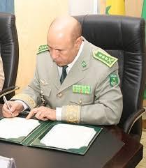 الفريق محمد ولد الغزواني / مرشح النظام للرئاسيات 2019