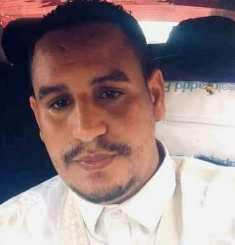 المجرم محمد ولد سيدي ابات  المتهم بانتهاك حرمات الله