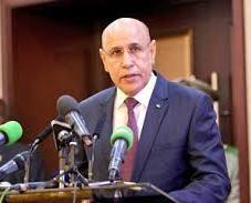 السيد  / محمد ولد الشيخ الغزواني ـــ رئيس الجمهورية الإسلامية الموريتانية
