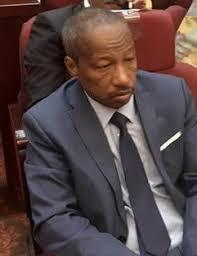 الدكتور حيموده ولد رمظان / وزير العدل الموريتاني