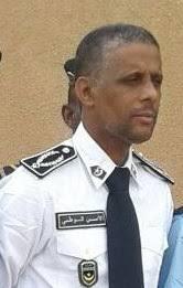 المفتش محمد عبدو ولد طه ولد العباس