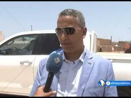 حمودي ولد عبد المجيد  / مدير الاشغال العامة والبني التحية بوزارة التجهيز و النقل المقال اليوم