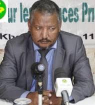 السيد محمد الشيخ ولد سيدي محمد / المدير العام لشبكة إذاعة الخدمة العمومية