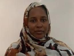 """ميمونة منت أحمد سالم / المدير العامة لوكالة التنمية الحضرية """" ADU  """""""