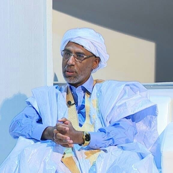 الاستاذ الدكتور الفقيه المستنير / الشيخ ولد الزين ولد لمام