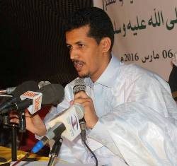 المدعو /  محمد محمود  ولد بدي الصعيدى