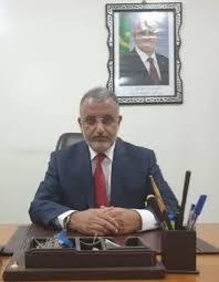 د . محمد عالي ولد سيدي محمد / المدير العام لشركة SOMELEC