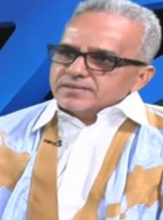مستشار الرئيس عبدالله ولد أحمدامو
