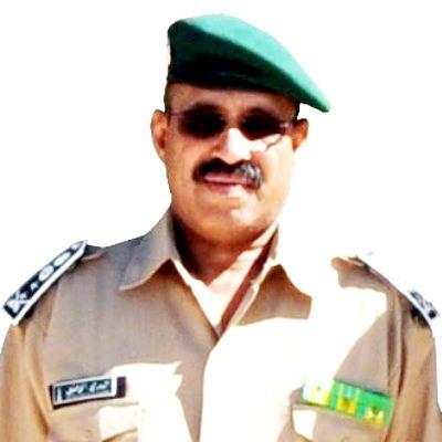 الفريق سلطان ولد لسواد / قائد اركان الدرك الوطني