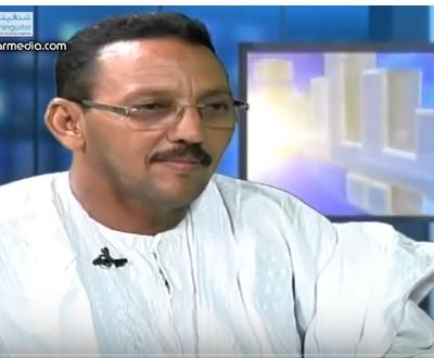 إسلمو ولد المصطاف / رئيس حزب التعاون الديمقراطي