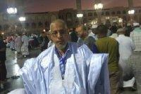 الكاتب الصحفي العميد / عبد الفتاح ولد اعبيدن