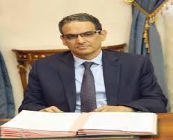 عزيز ولد داهي / وزير الاقتصاد و الصيد البحري