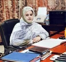 سعادة السفيرة زينب منت اعل سالم