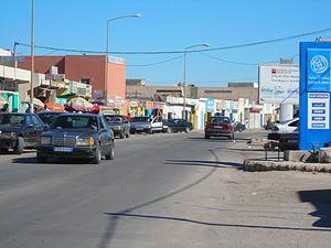 العاصمة الاقتصادية نواذيبو