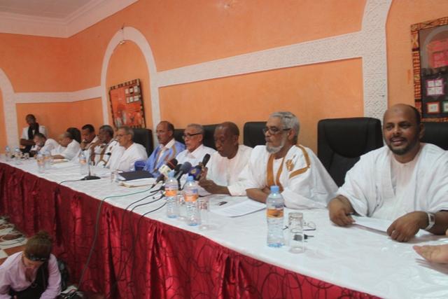 منتدى المعارضة الموريتانية