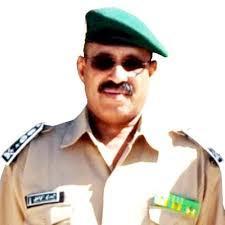 الجنرال : سلطان ولد اسواد قائد اركان الدرك الوطني
