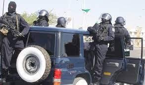 فرقة التدخل السريع بقطاع الدرك الوطني