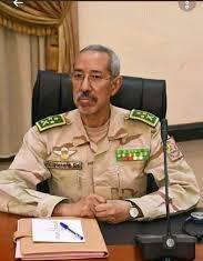 الفريق حنن ولد سيدي ولد حنن / وزير الدفاع الموريتاني