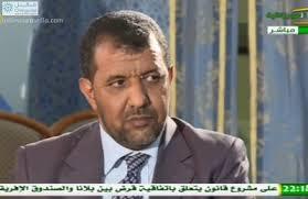 السيد محمد محمود ابو المعالي / المدير العام لقناة الموريتانية