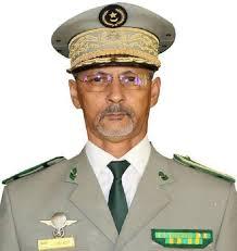 الفريق محمد الشيخ محمد الأمين الملقب ابرور / قائد أركان الحرس الوطني