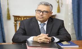 الشيخ الكبير ولد مولاي الطاهر / محافظ البنك المركزي الموريتاني