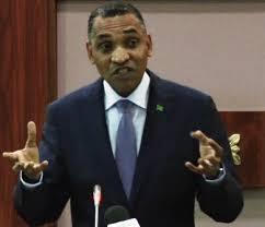 محمد سالم ولد البشير  / الوزير الاول السابق