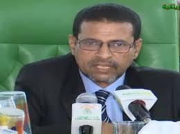 الدكتور نذير ولد حامد ـــــــــــ وزير الصحة الموريتاني