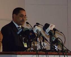السيد محمد ولد سيدي /  رئيس منتدى الفاعلين غير الحكوميين في موريتانيا