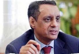 السيد عبد السلام ولد محمد صالح / وزير النفط والطاقة والمعادن
