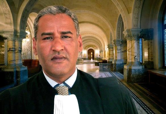 المحامى : محمد ولد عبد الرحمن ولد أمين