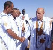 الشيخ بوي ولد الشيخ تقي الله  /  الأمين العام لحزب الوحدة والتنمية
