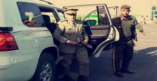 اللواء المختار ولد بلّ  / المديرالعام للتجمع العام لأمن الطرق