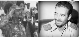 قادة المحاولة الانقلابية يوم 16 مارس 1981
