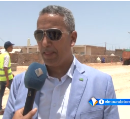 حمودي ولد محمد سيدي ولد عبد المجيد  / مدير البنى التحتية والنقل