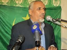 الشيخانى ولد بيبه / الرئيس المنتخب لحزب تواصل خلفا للرئيس جميل ولد منصور