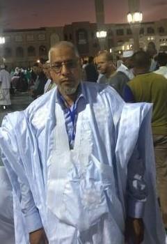 العميد / عبد الفتاح ولد اعبيدن من طيبة الطيبة