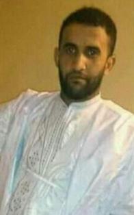 الشاب محمد ولد لفظيل / المختطف السبت الماضي في اشمال الموريتاني