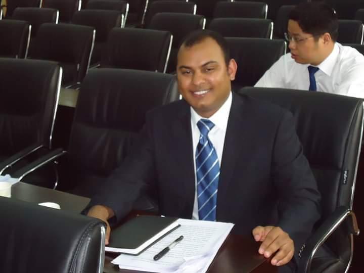 د. يربان ولد الحسين / خبير  مختص بالعلاقت الموريتانية الصينية