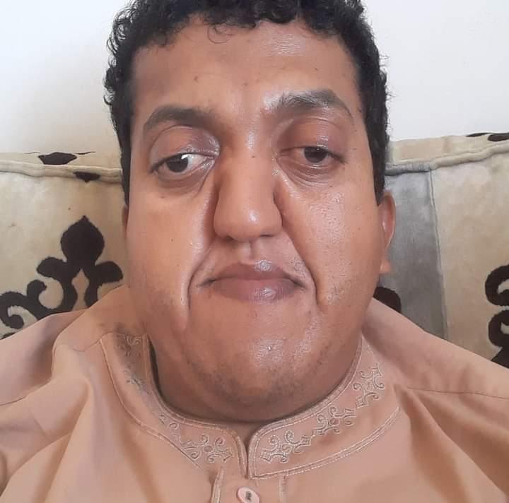 الشاب الطيب المدون المشهور / محمد محمد سعيد