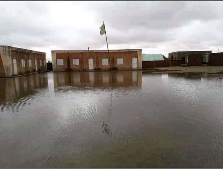 مدرسة بمدينة سيلبابي عاصمة ولاية كيدي ماغ