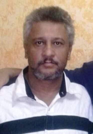 السيد عمر اليمني  الذي يتهم الرئيس السابق عزيز باختطافه و تعذيبه