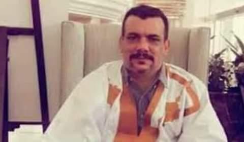 الشاعر المشهور / عبدالله ولد بونه