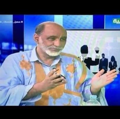 الاستاذ المقتدر / المصطفى ولد اكليب