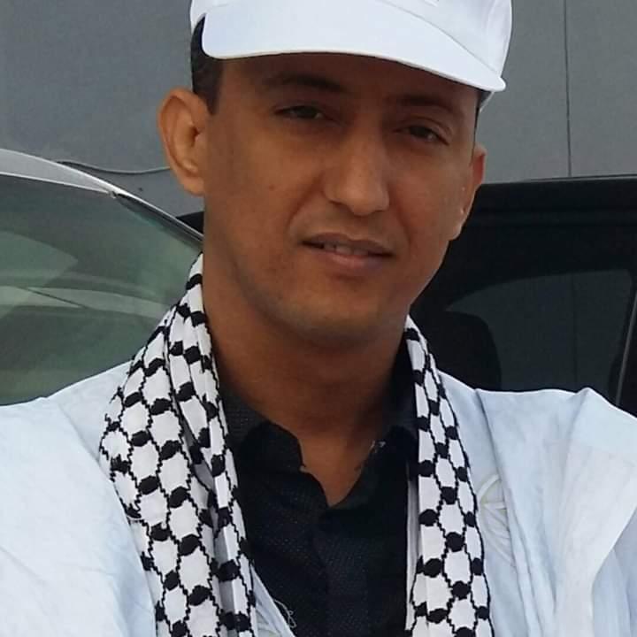 الاديب و المدون / التراد ولد صلاحى