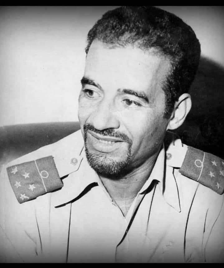 العقيد الامير أحمدسالم ولد سيدى ولد محمد لحبيب - رحمه الله تعالى -