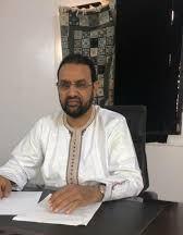 النائب عن آسيا و العالم العربي المنسق العام للجالية الموريتانية بالعربية السعودية السيد / أبو عبدالرحمن