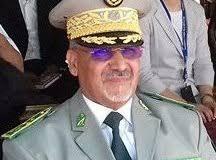 الفريق محمد ولد مكت المدير العام للأمن الوطني